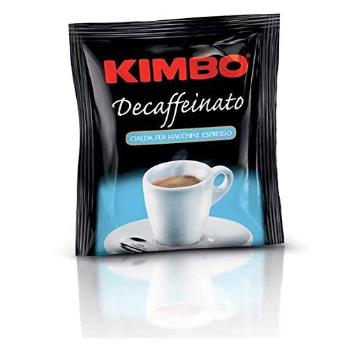 Kimbo Decaffeinato Espresso ESE Compostable Coffee Pods [100/box]