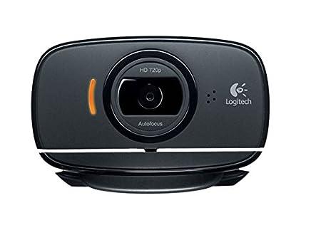 Logitech C525 Webcam Micr%C3%B3fono Negro