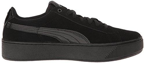 Fashion Black puma Women's Sneaker Platform Black PUMA Puma Vikky vHp6tq
