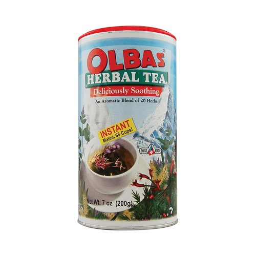 Olbas Herbal Remedies (2 Packs of Olbas Instant Herbal Tea - 7 Oz)