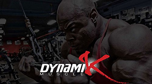 Eviscerate | Dynamik Muscle | Fat Conquering Formula | Formulated By Kai Greene 90 Capsules