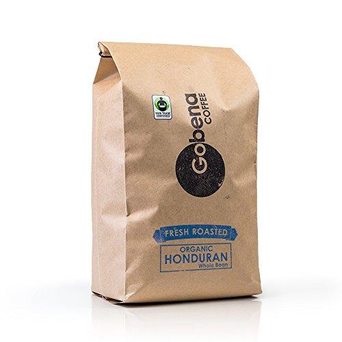 Fair Trade Organic Honduran Medium Roast Whole Bean (5 lb)