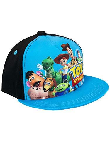 Disney Boys' Tory Story Baseball Cap One-Size Blue ()