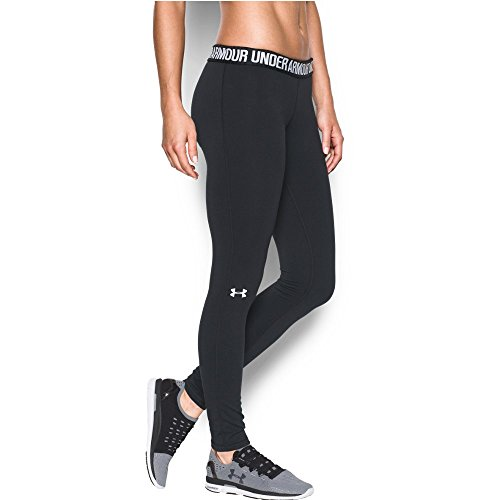 Under Armour Women's Favorite Legging, Black/Black, Large