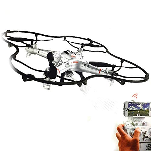 RC LEADING    Drone 108W Caméra HD - WiFi - 6 Canaux - Headless Mode - en Direct Live sur Ecran Iphone ou Android – Rotation Flip | Technologies De Pointe