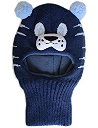 Frost Hats Warm Fleece Lined Toddler Balaclava M-BAL-TGR Blue