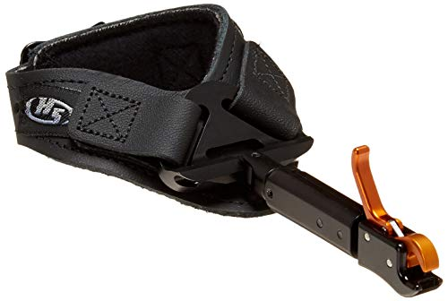 HOT SHOT Nano Post Release with Buckle Strap, Left/Right, Adult