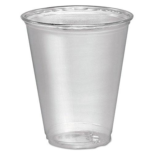 SOLO TP7 Ultra Clear Cups, 7 oz, PET, 50/Bag, 1000/Carton