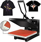 "Super Deal 15"" X 15"" Digital Heat Press Clamshell"