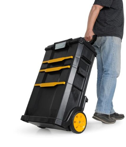 BOSTITCH Rolling Tool Box is the best tool box you should have if you are contractor or any kind of technician
