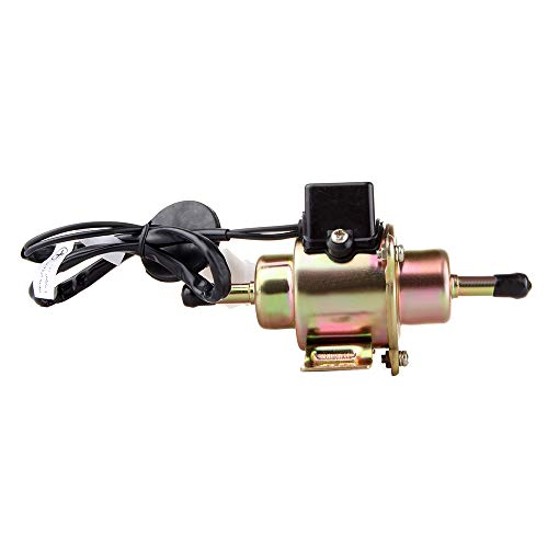 (New Universal Low Pressure Gas Diesel Electric Fuel Pump 12V 3-5PSI EP-500-0)