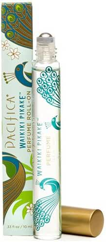 Pacifica Beauty Perfume Roll-on, Waikiki Pikake, 0.33 Fluid Ounce