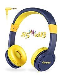EasySMX Kids Headphones, Over-Ear Headse...