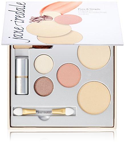 jane iredale Pure & Simple Makeup Kit, Medium.40 oz. by jane iredale