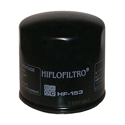 Hiflofiltro HF153 Premium Oil Filter: Automotive