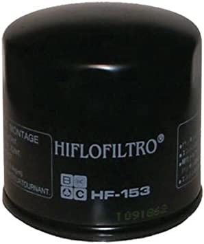 DUCATI HYPERMOTARD 796 2010-2012 OIL FILTER HIFLO
