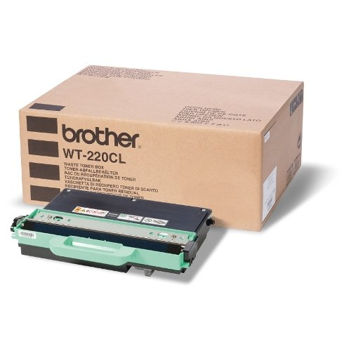 Brother Waste Toner Box - Brother Waste toner container Pages: 50.000, WT-220CL (Pages: 50.000)