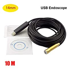 econoLED USB Waterproof Endoscope Boresc...