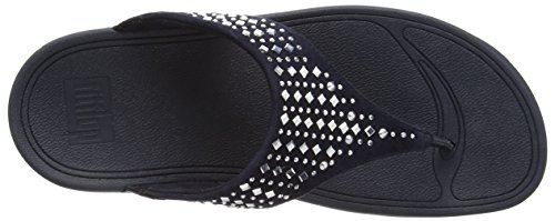 Fitflop Womens Novy Toe Post Infradito Supernavy