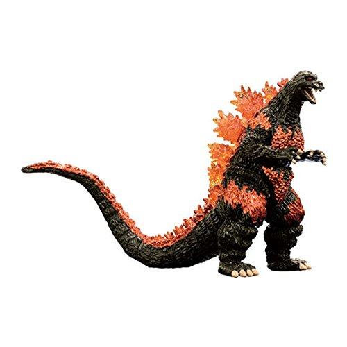 - Bandai Gashapon HG Godzilla 2017 Pvc Figure~Rare version 1995 Burning Godzilla #Super Rare Figure