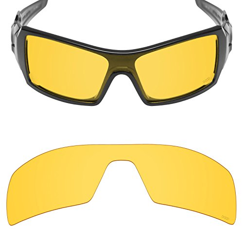 Mryok+ Polarized Replacement Lenses for Oakley Oil Rig - HD - Oil Lenses Rig