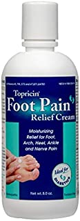 product image for Topricin Foot Therapy Cream 8 oz (Pack of 4)