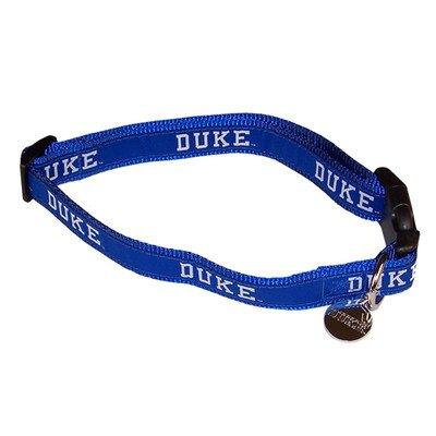 Sporty K9 NCAA Duke Blue Devils Dog collar, Medium/Large