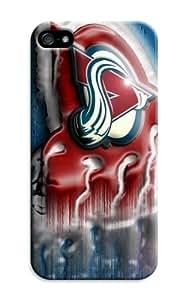 Souvenir Nhl Colorado Avalanche Iphone 5/5S Case For Hockey Fans&Amateur