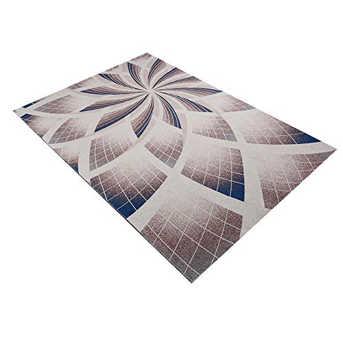 GSYDDTG Customizable Machine Washable Carpets Modern Simple Home Coffee Table Floor Mat Nordic Geometric Rectangle Rug/Carpet