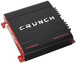 Crunch PX 1000.2 Power Amplifier (Class ...
