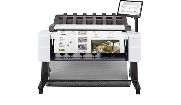 HP Designjet T2600dr - Impresora de Gran Formato (2400 x 1200 dpi, Inyección de Tinta, HP-GL/2,HP-RTL,PDF 1.7,Tiff, 600 x 600 dpi, CIS, 15 m): Hp: Amazon.es: Informática