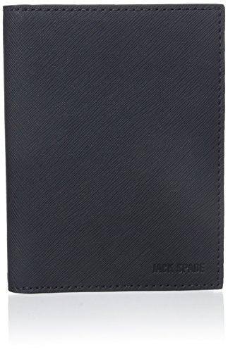 Wallet Navy Men's Leather Barrow Spade Jack Passport Spade Jack ZcRwq17PU0