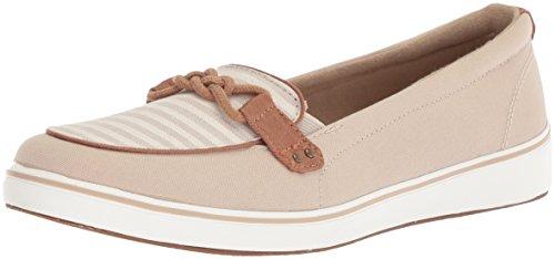 Keds Women's Windham Canvas Grasshoppers Sneakers Stripe Stone vvrqfB