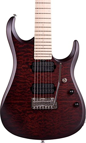 Sterling by Music Man JP157 Maple Fingerboard 7-String Electric Guitar
