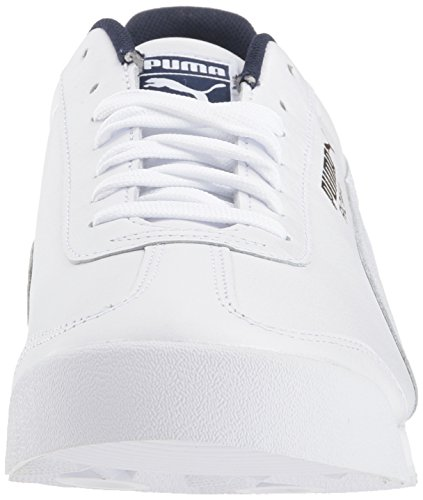 Pour Classiques Hommes Roma Puma White Peacoat Chaussures 6Zqz6w1Hp