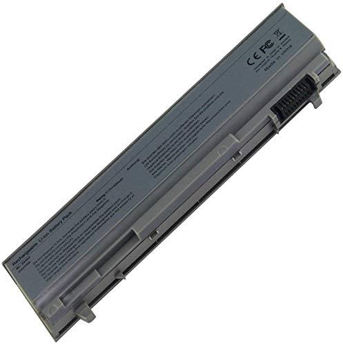 Techie Laptop Battery Compatible for Dell – E6400 E6410 E6500 E6510(Silver Color)