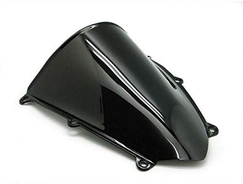 Bulle pare brise moto HONDA CBR 600 RR F5 2007-2012 Noir