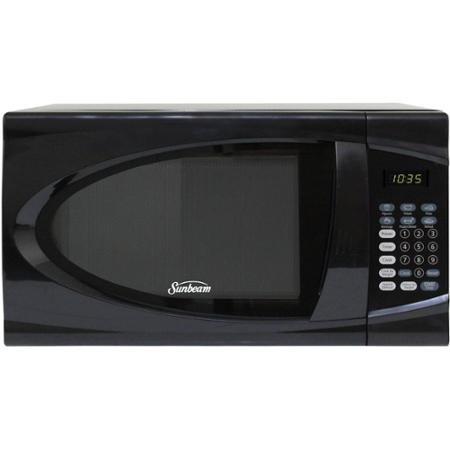 microwave black sunbeam - 3