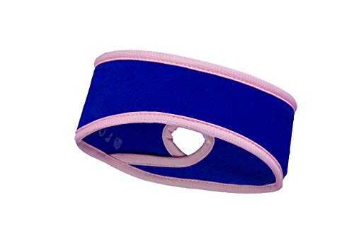 Slope Women's Girl Ponytail Headband Polyester Fleece Full Ear Warmer Sports Coverage...