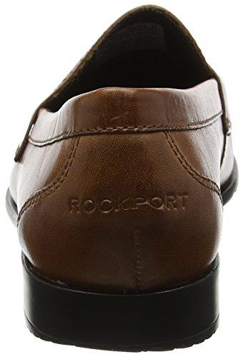 Rockport Men's Classic Penny Cognac Loafers Brown (Cognac) Z3QYVw