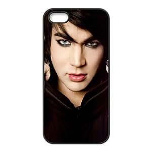 Custom Adam Lambert Back Cover Case for iphone5,5S JN5S-248