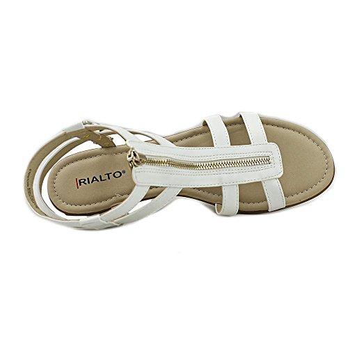 Rialto Sandal White Women's 'GRACIA' Rialto 'GRACIA' pn4zq0n