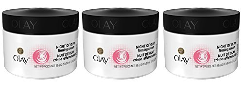 Olay Night Of Olay Firming Cream, 2.0 oz (Pack of 3) (Oil Of Olay Firming Cream compare prices)