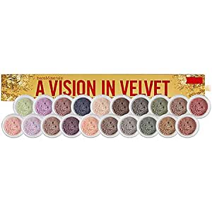 Bare Minerals - A Vision In Velvet™ Eye Shadow Set