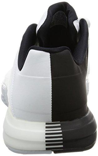 new style 95ce7 f75c9 adidas CrazyPower TR M - Zapatillas de Deporte para Hombre, Blanco - (FTWBLA FTWBLANegbas) 42 23 Amazon.es Deportes y aire libre