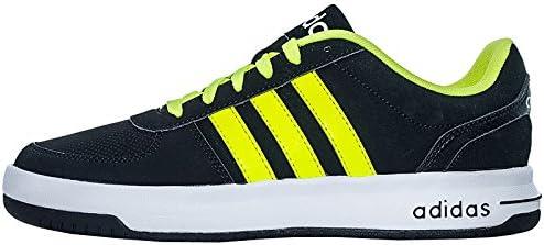 adidas Neo Cloud Foam Hoops AQ1405 Mens Shoes Black Black Size ...
