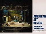 American Set Design, Arnold Aronson, 0930452380