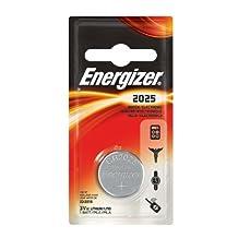 Eveready ECR-2025BP Energizer R Lithium Watch- Electronic Battery num. CR2025 3-Volt