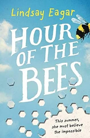 book cover of Hour of the Bees