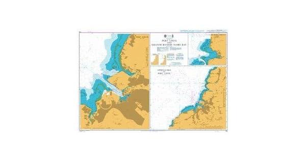 Amazon.com: Ba Gráfico 713: Port Louis y grande Riviere ...